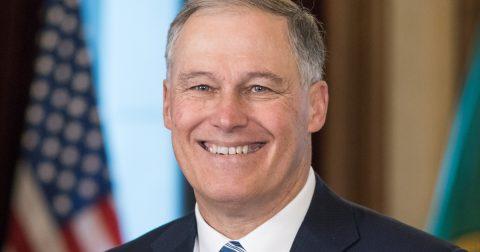 Gov. Jay Inslee Hypes Washington Cannabis, But Opposed Legalization