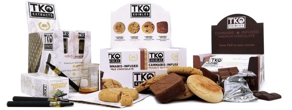Los productos reales de TKO solo vienen en el embalaje anterior.