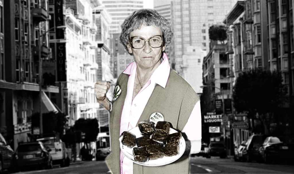 Mary Jane Rathbun AKA Brownie Mary